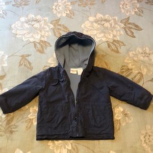 Boys mid weight lined jacket.
